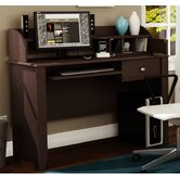 Compact Fit Office Computer Desk