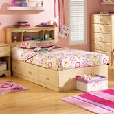 Lily Rose Twin Mates Bed