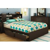 Vito Queen Storage Platform Bed