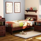 Sweet Morning Twin Panel Bedroom Collection