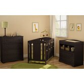 Angel 2-in-1 Convertible Crib Set