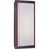Beam Square Outdoor Wall Sconce