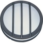 Zenith Outdoor Wall Sconce with Stripes