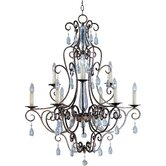 Hampton 9 Light Chandelier
