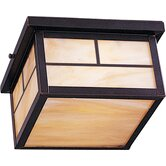 Craftsman Outdoor Flush Mount - Energy Star