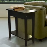 American Heritage Flip Top End Table