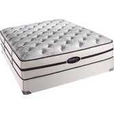 BeautyRest Pillow Elmwood Plush Firm Mattress