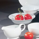 "Royal White 9"" Salad Bowl"
