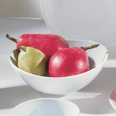 "Royal Oval 7"" White Cereal Bowl"