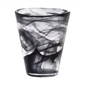 Mine Black Tumbler Glass