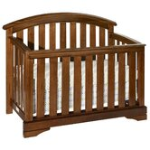 Waverly Convertible Crib without Guard Rail in Tuscan