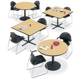 "72"" Presentation Top Conference Table with Designer Base"