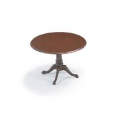 "42"" Diameter Round Top Traditional Table"