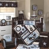Rock 'N Roll Crib Bedding Collection