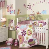 Lollipop Jungle Crib Bedding Collection
