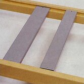 "General Duty Cross Bars, 16 Ga. - For 1-5/8"" Step Beams"
