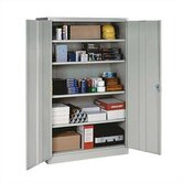 E-Z Bilt Storage - Cabinets with &quot;L&quot; Handle