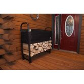 48&quot; Covered Firewood Rack