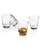 Arosse by Nuance 25 cl Clear Glass (Set of 4)