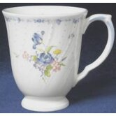 Blue Peony Coffee Mug