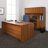 "Adaptabilities 72"" W Single Pedestal Credenza"