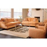 Sullivan Mini Mod Apartment Sofa and Loveseat