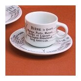 Brasserie 10 oz. Breakfast Cup