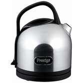 Debut Stainless Steel Kettle in Black