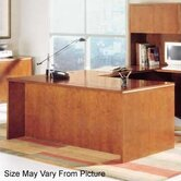Forte 66&quot; W Executive Desk Shell