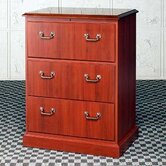 Bedford Three-Drawer Lateral File
