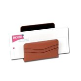 1000 Series Classic Leather Letter Holder in Tan