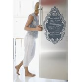 RoCoco Chalkboard Removable Wall Decal