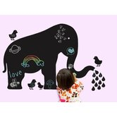 Baby Elephant Chalkboard