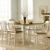 Ohana 7 Piece Counter Height Dining Set