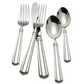 Preston 5 Piece Flatware Set