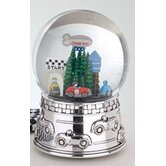 Children's Giftware 6.5&quot; Race Car Waterglobe