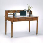 "Knob Hill 48"" W Desk With Hutch"