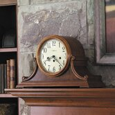 Hadley Key Wound Mantel Clock