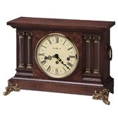 Circa Key Wound Chiming Mantel Clock