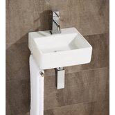 Sabai Washbasin in White