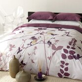 Amanda Purple Duvet Set - Full/Queen