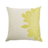 Gemini Citron 18x18 Pillow