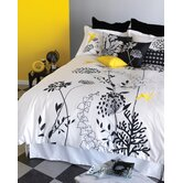 Anis Yellow Duvet Set - Full/Queen