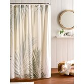 Paradise Shower Curtain in Neutral
