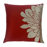Gemini Pillow in Red