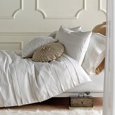 3 Piece Belgravia Duvet Set in White