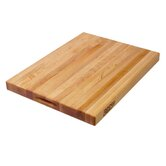 "BoosBlock Commercial 1 1/2"" Maple Cutting Board"