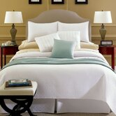 Erika Coverlet in White