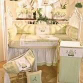 Ribbit Crib Bedding Collection