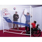 Wheelchair / Standup Electronic Basketball Game